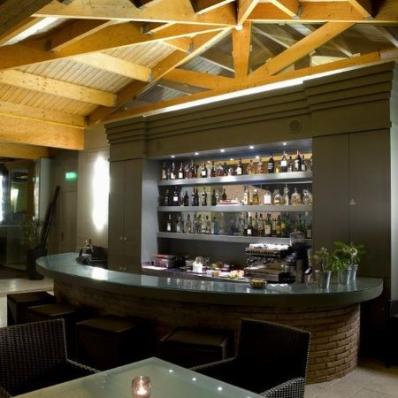 Hotel Lusitano: Bar/Lounge
