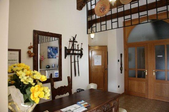 Lunamatrona, Italie : Lobby