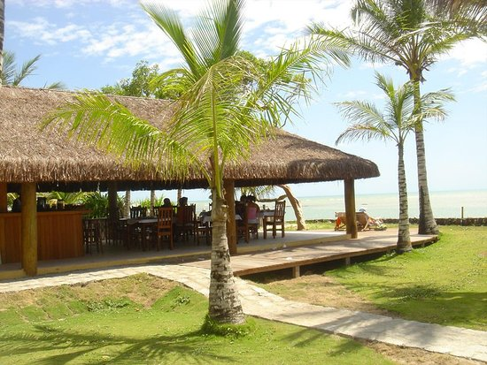 Arraial Praia Hotel Pousada: Bar/Lounge