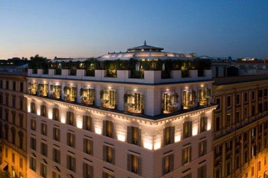 Sehr Schones Stadthotel Mit Toller Dachterrasse Hotel Isa Rom