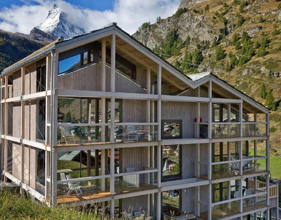 Guest room picture of matterhorn focus design hotel for Design hotel zermatt