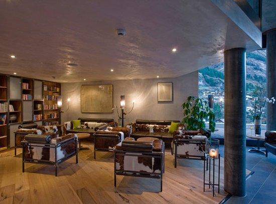 Recreation bild von matterhorn focus design hotel for Hotel design valais