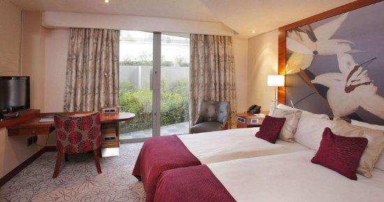 The Capital Moloko: Guest room