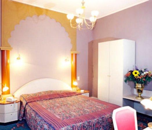 Watermael-Boitsfort, Belgia: Guest room
