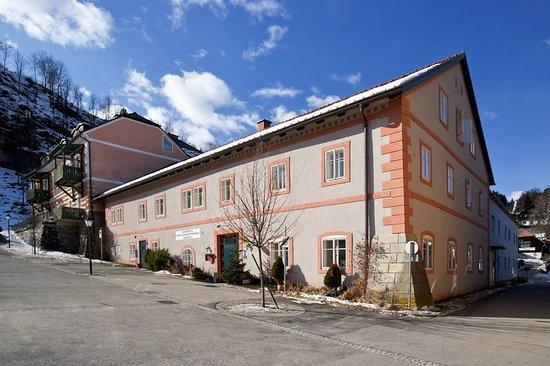 Murau, Austria: Exterior