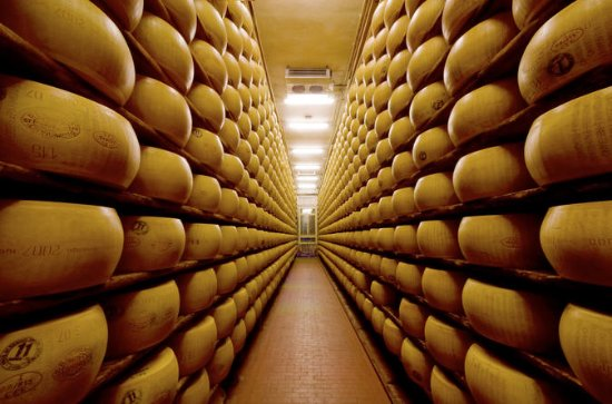 Private Emilia Romagna Food Tour from...