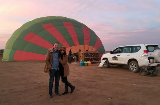1-hour Private Hot Air Balloon Flight...