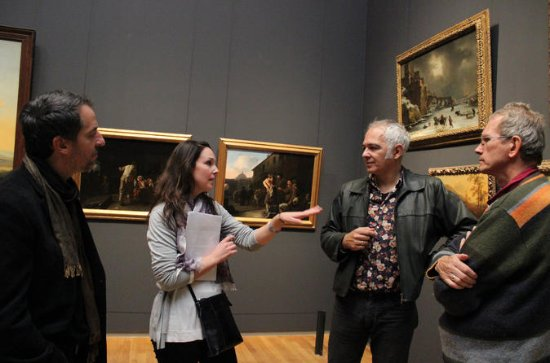 Rijksmuseum Small-Group Tour with Art...