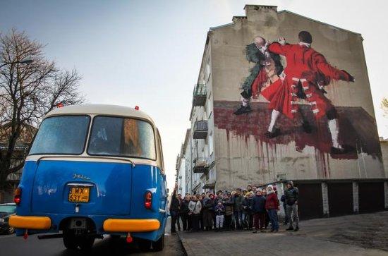 Dark Warsaw Guided Tour: Praga...