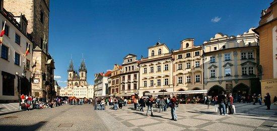 Grand Hotel Praha: Exterior