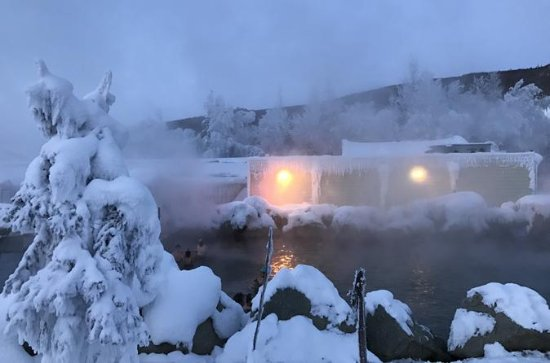 Full Day Chena Hot Springs Day Tour...