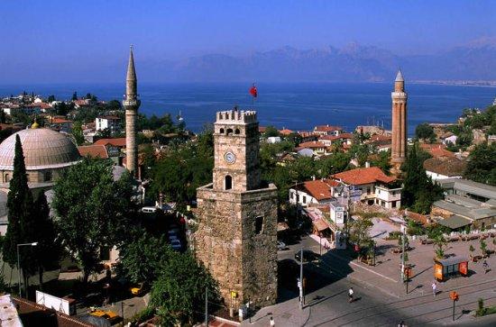 2 días en Antalya Tour desde Estambul...
