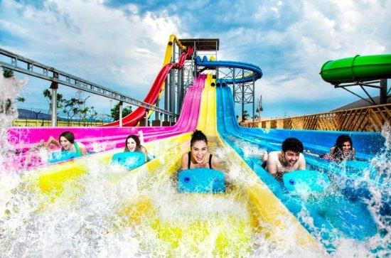 Wet N Joy Water Park Toegangsbewijs ...