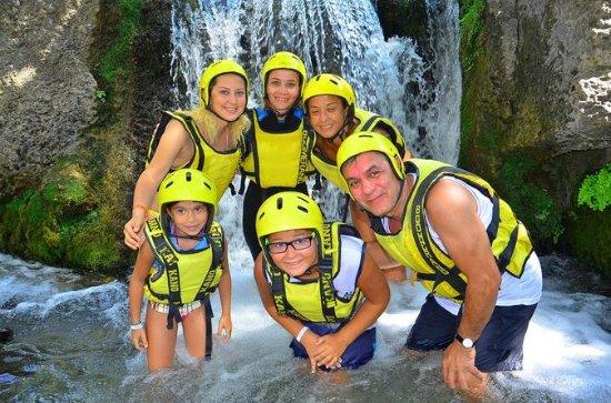 Rafting-Trip für Familien im...