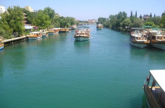 Manavgat River Cruise med Grand ...
