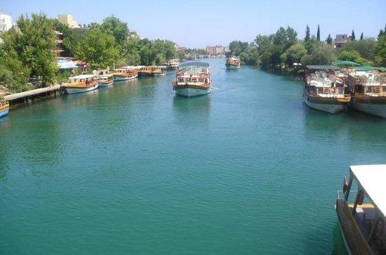 Crociera sul fiume Manavgat con il
