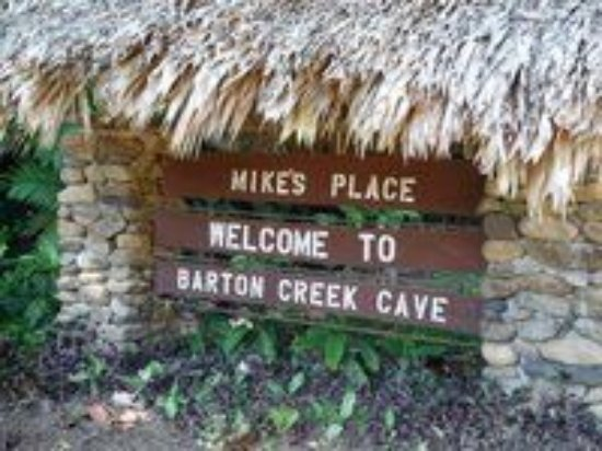 Barton Creek Cave: After the long ride you got here