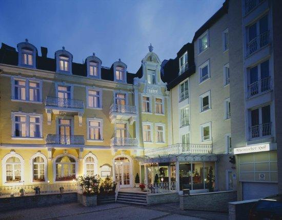 HOTEL-RESTAURANT RHEINISCHER HOF $67 ($̶7̶6̶)