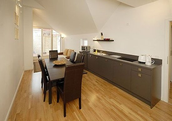 Old Town Apartments - Metzer Strasse: Guest room