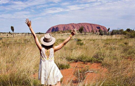 Yulara, Australia: Uluru