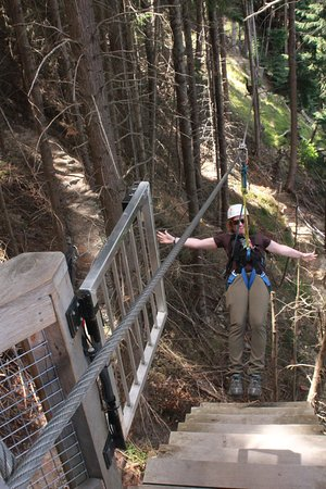 Ziptrek Ecotours: Lots of fun!