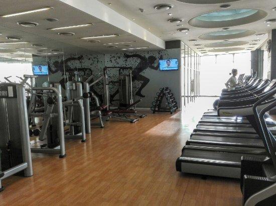 쉐라톤 그랜드 인천 호텔 사진
