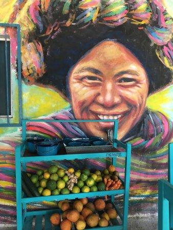 Tulum Insider's Bike Tour: Maya Ruins, Caribbean Beach, Art, and Food: Tacos de Canasta