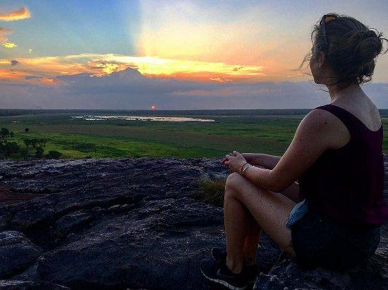 Kakadu National Park, Australia: Ubirr sunset