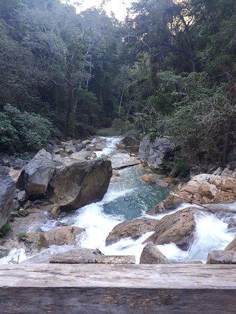 Cascadas Magicas de Copalitilla