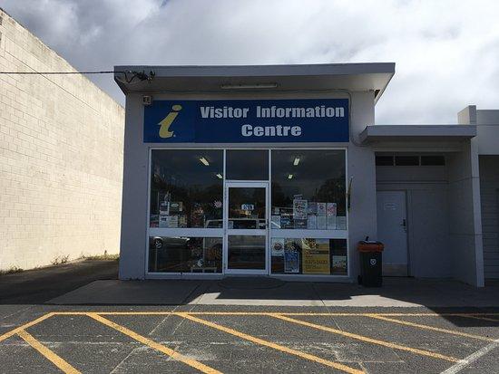 Visitor Information Centre - Bicheno Tasmania