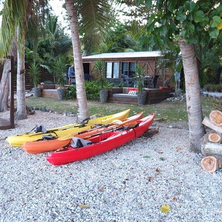Port Havannah, Vanuatu : Fishermens Accommodation