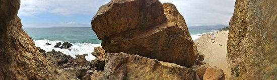 Point Dume State Beach and Preserve: Point Dune Beach