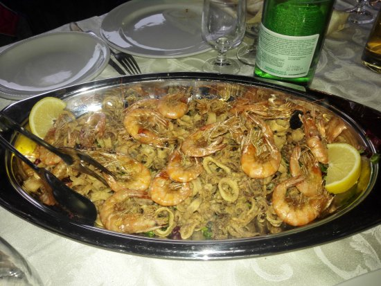 Stella Cilento, Italie : fritturina