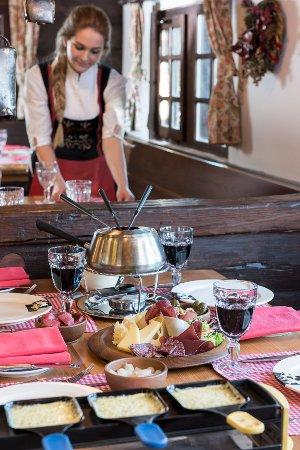 Chalet: Raclette