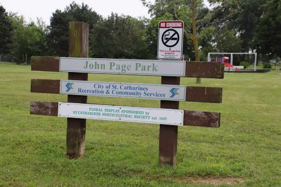 St. Catharines, Canada: John Page Park