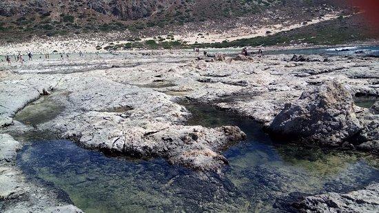 Balos Lagoon: бухта Балос