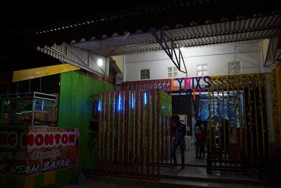 Bangko, Indonesien: Entree