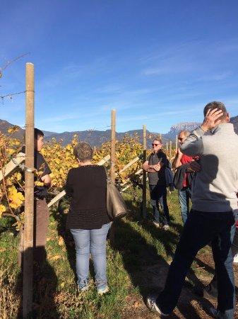 St. Pauls, Italy: Erläuterungen vom Kellereimeister