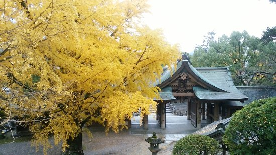Warei Shrine Photo