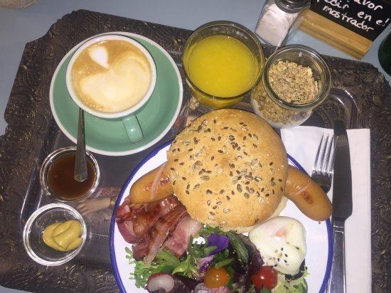 Great Breakfast ;-)