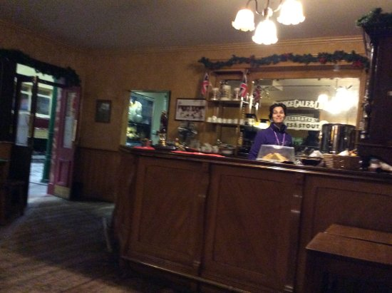 Milestones Museum: In the pub