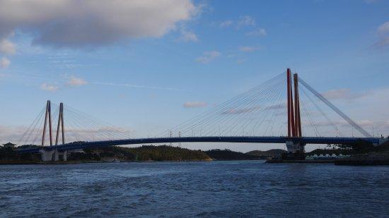 Jindo-gun, เกาหลีใต้: the bridge is beautiful