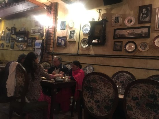Mother India: Rustic Ambiance