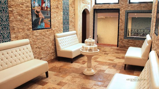 Interior - Picture of Artemis Resort Wellness Hotel, Sturovo - Tripadvisor
