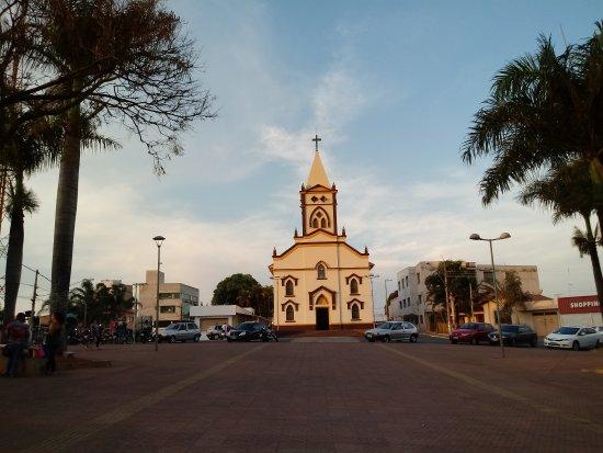 Matriz de Santo Antônio Igarapé