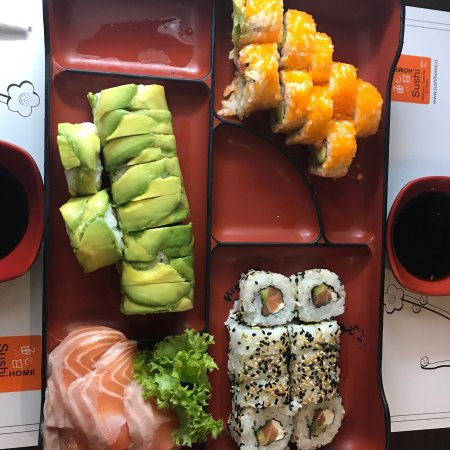 Sushi Home لوحة