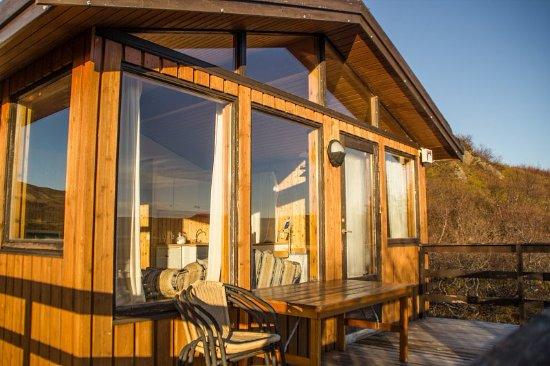 บอร์การ์เนส, ไอซ์แลนด์: One of our two Summerhouses