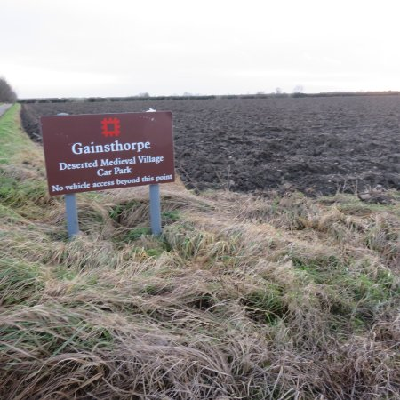Gainsthorpe Medieval Village