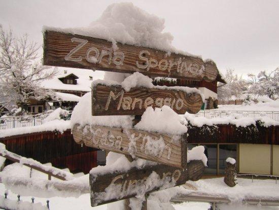 Pineta Naturamente Hotels : In prossimità della spa
