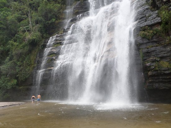 Pirai Do Sul, PR : Cachoeira da Paulina